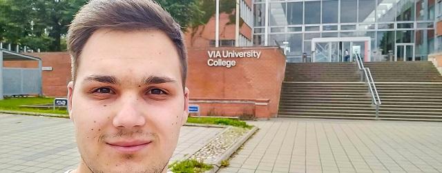 ok - Articolo per La Gazzetta di Foligno - Selfie con VIA