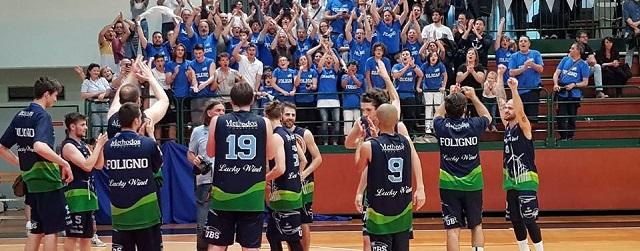 ok - Foligno Basket in trionfo a Perugia