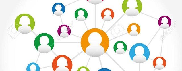 28078486-comunicazione-comunità-internet-di-chat-social-network