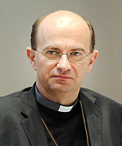 Roma 16-05-2012 Cei - Convegno per la giornata nazionale dei beni culturali ecclesiastici Don Stefano Russo