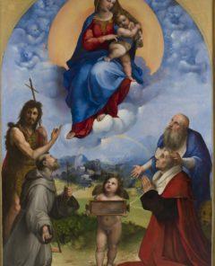 Raffaello - Madonna di Foligno