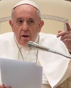 ok - Papa Francesco e le unioni omosessuali