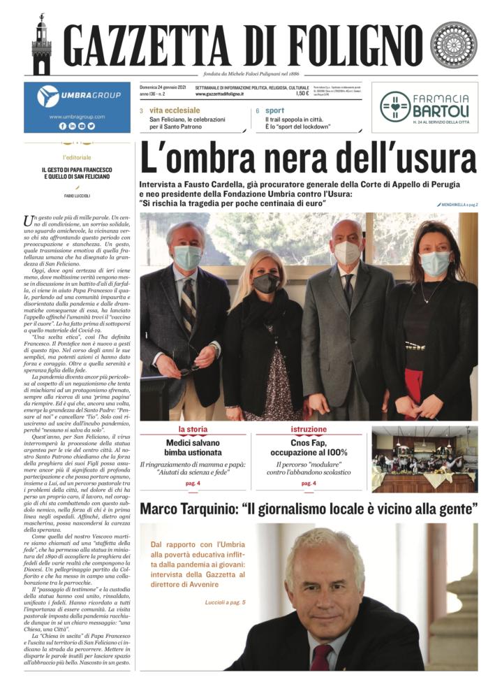 Gazzetta-di-Foligno-n.-2-24-Gennaio-2021-copertina