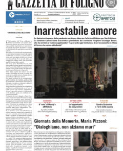 Gazzetta di Foligno n. 3 31 Gennaio 2021_rev 1 1