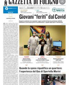 Gazzetta di Foligno n. 4 7 Febbraio 2021 1