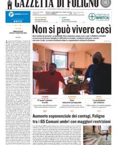 Gazzetta di Foligno n. 5 14 Febbraio 2021 1